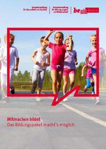 Titelseite der BuT-Broschüre
